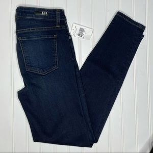Kut from the Kloth Diana Skinny jeans, NWT, 0